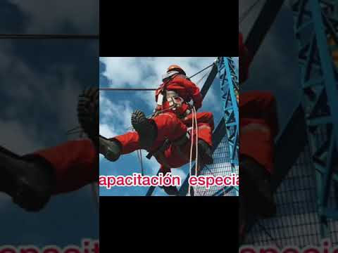 Como lanzar una cuerda para el trabajo en alturas