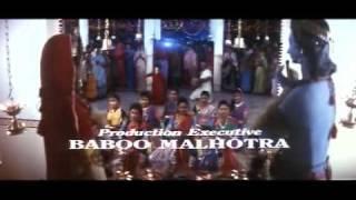 Kishen Kaanahayya (1990) Krishna Krishna - Lata Mangeshkar,Nitin Muikhesh, Chorus