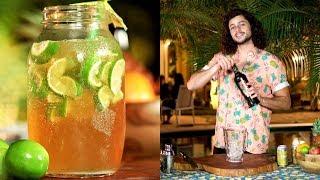 DRINKS PARA O CARNAVAL | Receitas de Férias