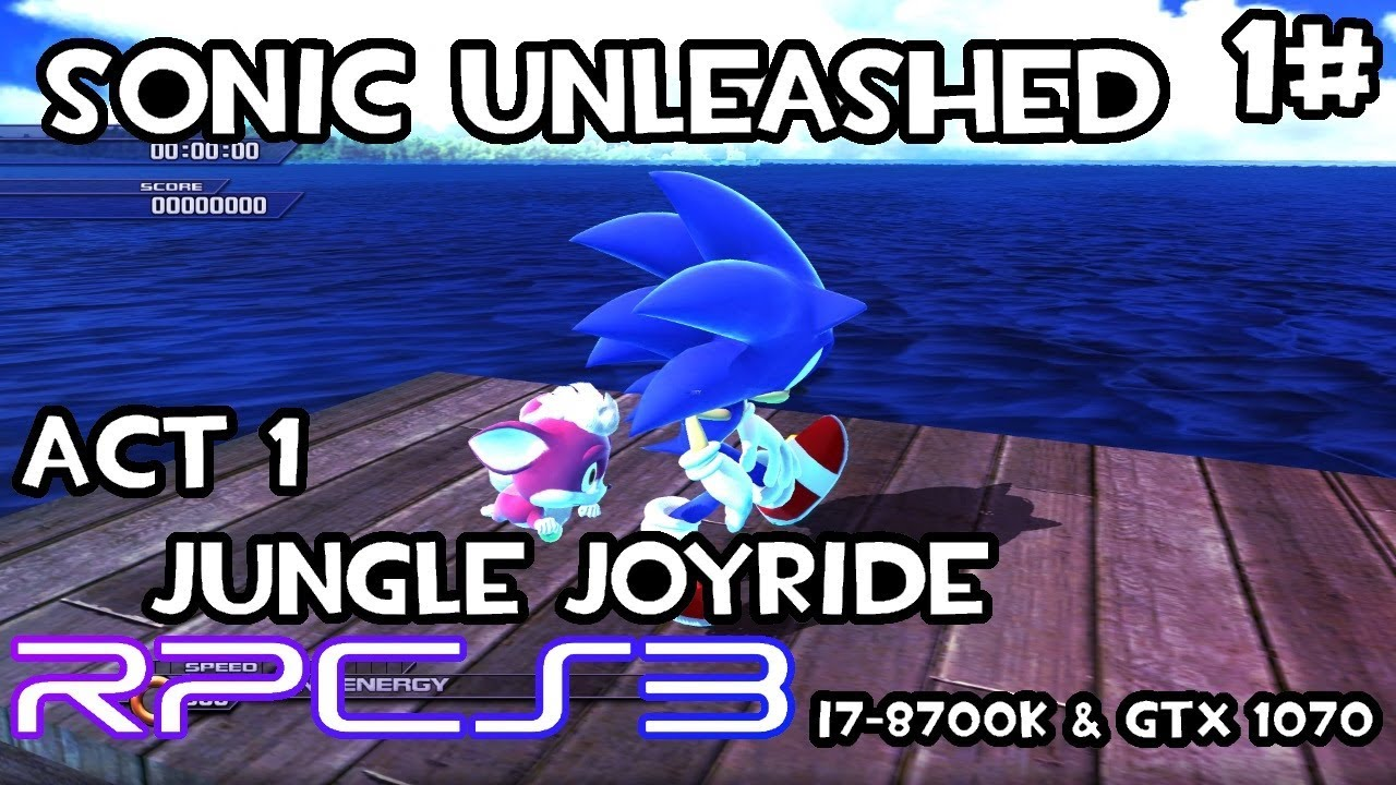 Steam Community :: Video :: [RPCS3] Sonic Unleashed - Jungle Joyride