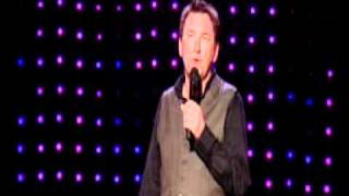 Lee Mack on the cockney accent