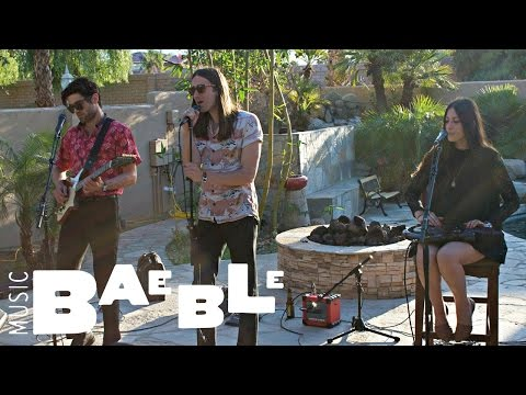 Guards - Silver Lining - at the Baeblemusic Desert Sessions || Baeble Music