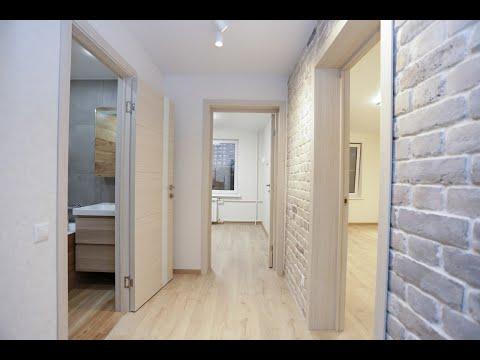 Однокомнатная квартира 32м2 | Ремонт под ключ | До - после |