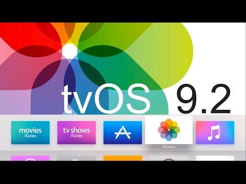Apple tvOS 9.2: What's New?