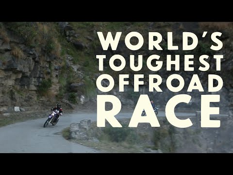 Off Track: The 17th Raid De Himalaya | Unique Stories from India