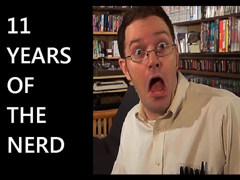 11 Years Of AVGN (2004,2006-2015)-Late Christmas Tribute - YouTube