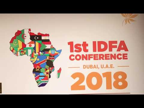 1st Annual IDFA Conference in Dubai, U A E 2018