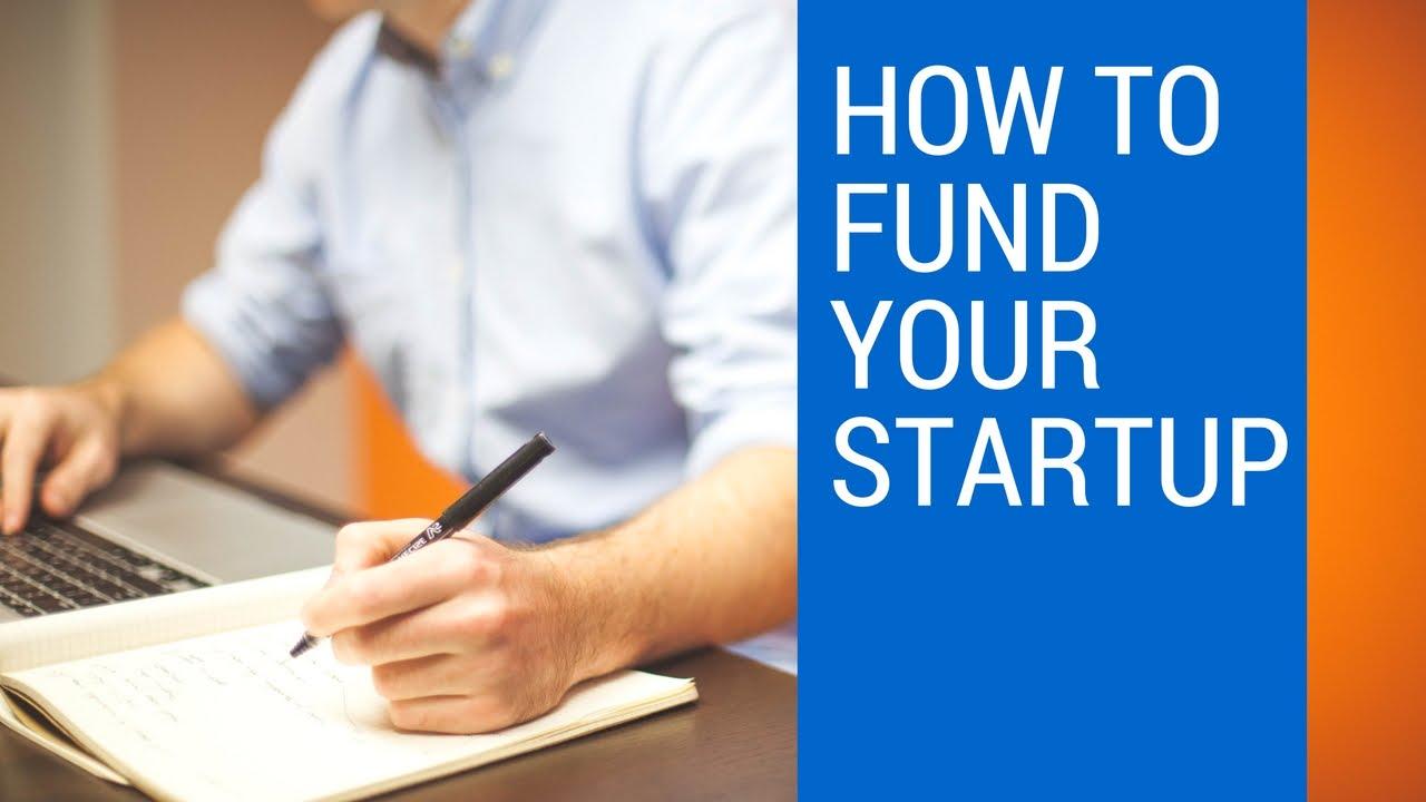 نتيجة بحث الصور عن How do you fund your startup?