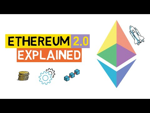 ETHEREUM 2.0 – A GAME CHANGER? Proof Of Stake, The Beacon Chain, Sharding, Docking Explained