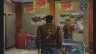 Shenmue II Music : Big Catch Tackle Shop