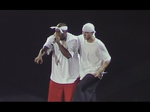 Eminem x Nate Dogg - 'Till I Collapse (Live in Las Vegas, 2002)