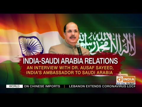 DD's Exclusive Interview With Dr. Ausaf Sayeed, India's Ambassador To Saudi Arabia