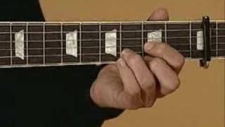 Guitar Lesson The Beatles Michelle