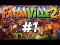 FarmVille 2 | Ep. 1 | RELAXING FARMING! (1080p)