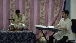 Violin - Shriram chandra kripalu- Durai Srinavasan