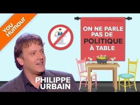 Philippe URBAIN, La politique