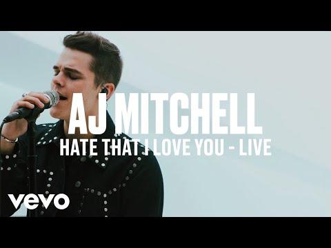 AJ Mitchell - Hate That I Love You (Live) | Vevo DSCVR ARTISTS TO WATCH 2019