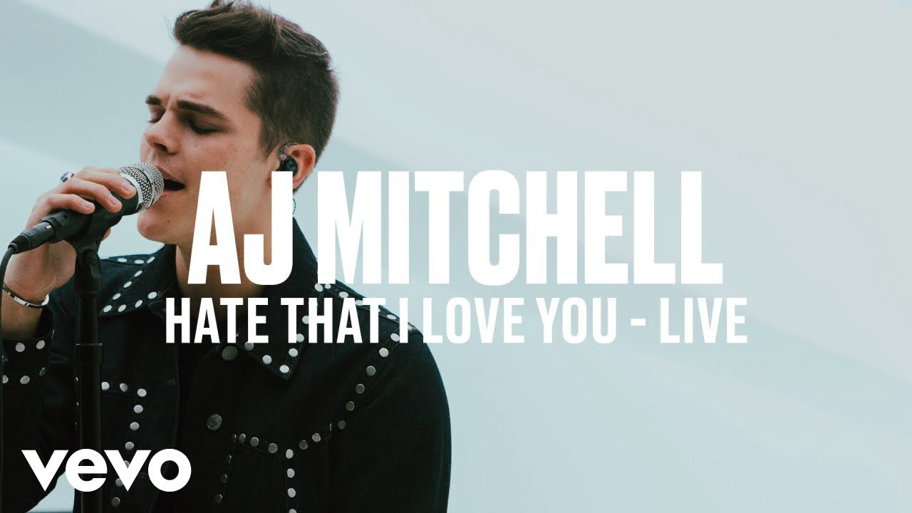AJ Mitchell - Hate That I Love You (Live) | Vevo DSCVR ARTISTS TO WATCH 2019