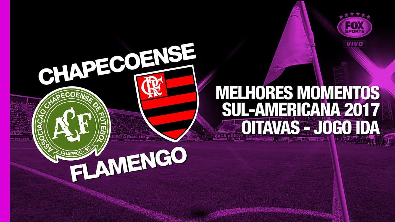 Chapecoense SC 0-0 Flamengo