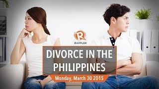 #RapplerTalk: Divorce in the Philippines