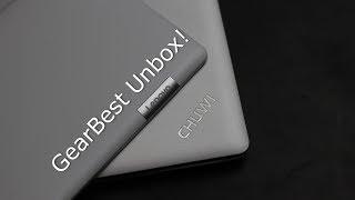 Lenovo P8 + Chuwi Lapbook 12.3 unbox!