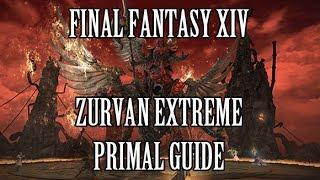 ffxiv zurvan extreme primal guide