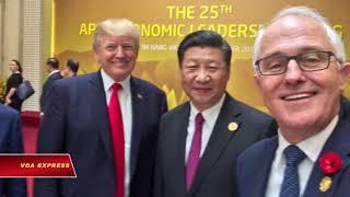 Thủ tướng Úc cắt bỏ Chủ tịch Quang trong ảnh chụp tại APEC