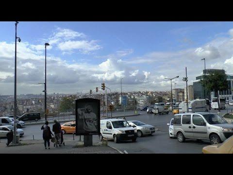 Walk around Istanbul  Kumkapi - Laleli - Beyoglu