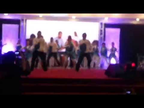SFC Middle East RECON 2014 Opening Number