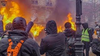 Acte 3 - Débordement Gilets Jaunes - (Paris  01/12/18)