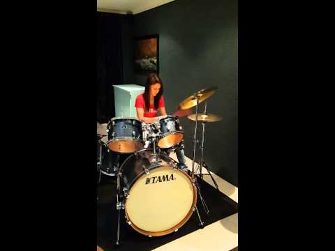 Save Me Timo ODV ft Sarah Jackson:  Drum cover by SavvyDrummer