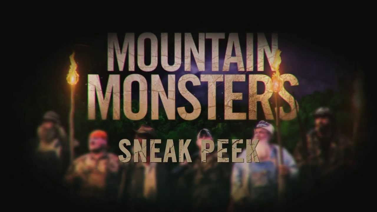 Mountain Monsters New Season 2019 Mountain Monsters | New Season Sneak Peek   YouTube