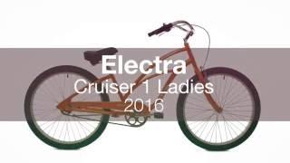 Видео обзоры Stinger Bike CRUISER Lady