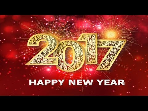 Happy New Year 2017 advance wishes,...