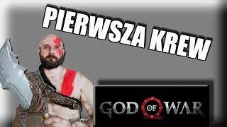 GOD OF WAR 4 - MOJA PIERWSZA KREW LIVE