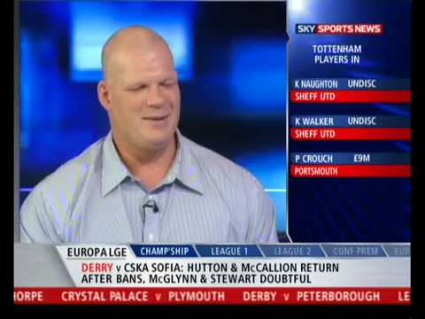 Sky Sports News - Kane Interview for Summerslam 2009