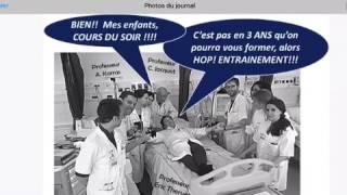 ISNI - Grève des internes - Appel du 18 avril 2017