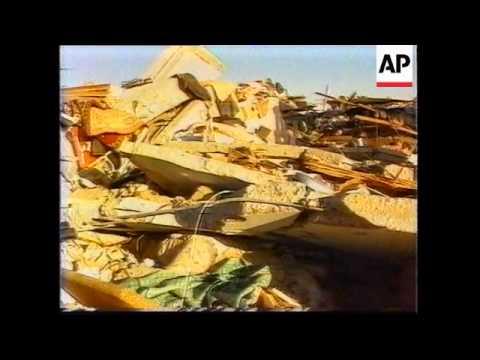 RUSSIA: SAKHALIN ISLAND EARTHQUAKE: AFTERMATH UPDATE (1)