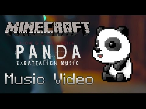 Panda EXB - Minecraft Music Video