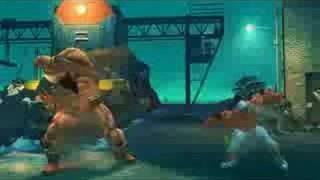 Street Fighter 4 E3 2008 Trailer (HD)
