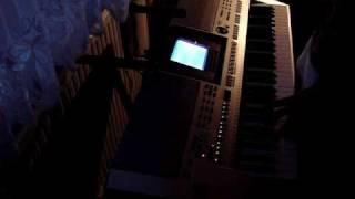 Yamaha PSR-S700 - DiscoHouse(Style Demo by Krzysztof Giecewicz)