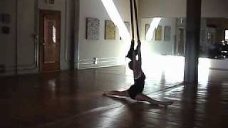 Aerial Yoga Dance with Tracy Von Kaenel