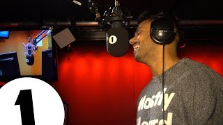 Jaz Dhami Freestyles for BBC Radio 1