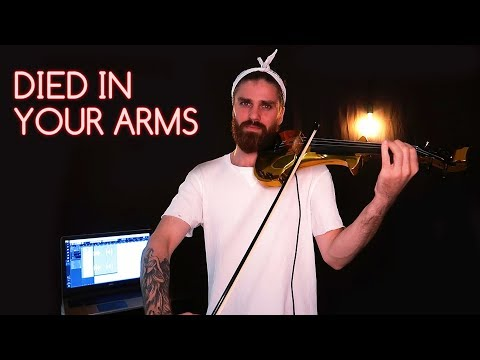 Komodo - (I Just) Died In Your Arms violin cover
