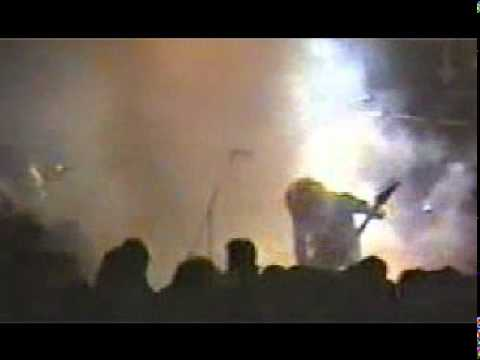 Morbid Angel Jackson Michigan Altars of Madness pt 1