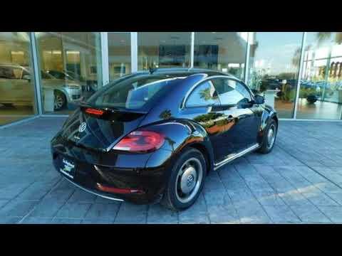 New 2018 Volkswagen Beetle Houston Spring, TX #W72944