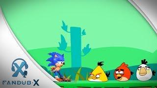 Sonic For Hire : Angry Birds Epi 8# Temp 2 Dublado PT/BR