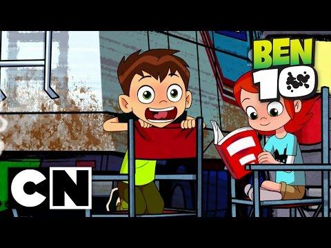 Ben 10 Reboot - All Clips