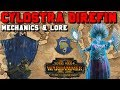 "CYLOSTRA DIREFIN! 4th Vampire Coast ""Lord"" Campaign Mechanics & Lore 