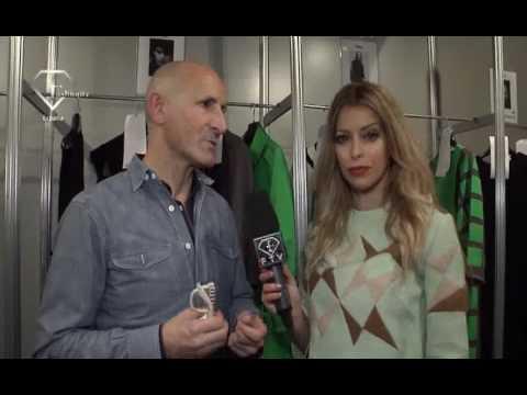 Modesto Lomba para FASHION TV España